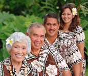 Kauai's Smith Family Portrait