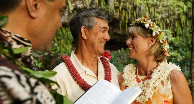 Fern Grotto Ceremony