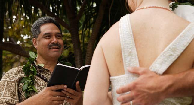 Kauai Garden Weddings